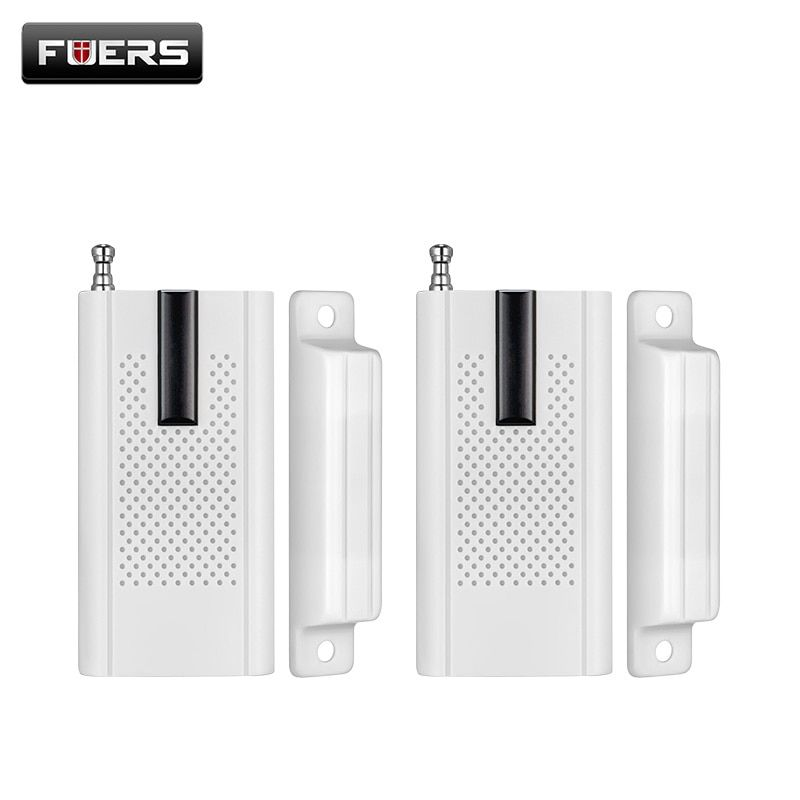 Fuers New Wireless Door Window Magnet Sensor Detector For