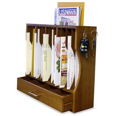 Personal Mail Organizer 79 Bed Bath And Beyond Mail Organizer
