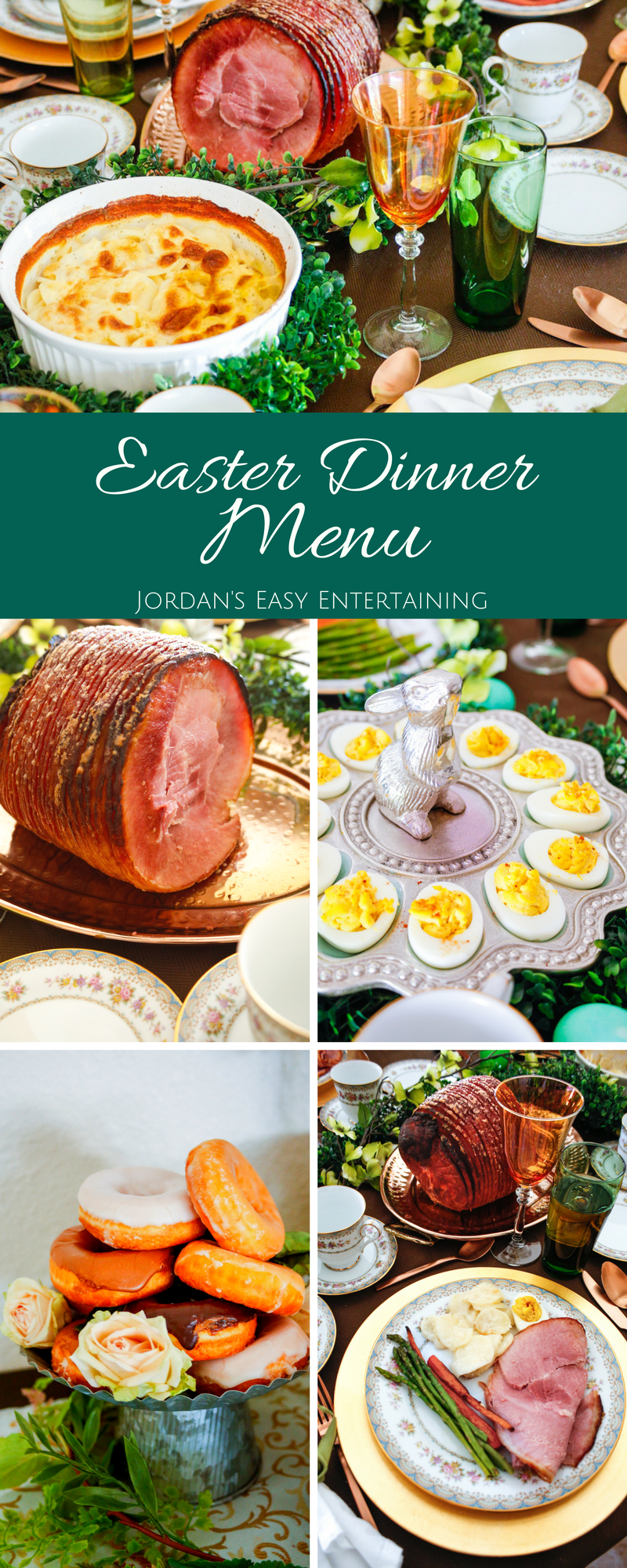 Easter Dinner Menu And Serving Suggestions Jordan S Easy Entertaining