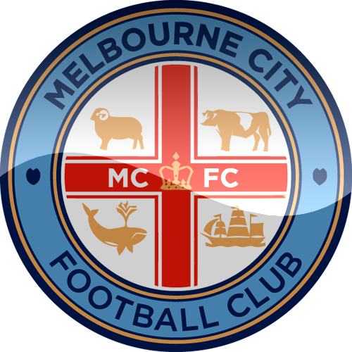 Melbourne City | Melbourne, Equipo de fútbol, Logos de futbol