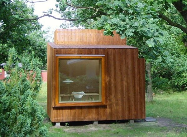 Book Nook The Read Nest Cabin in Danish Woods Cabin Tiny