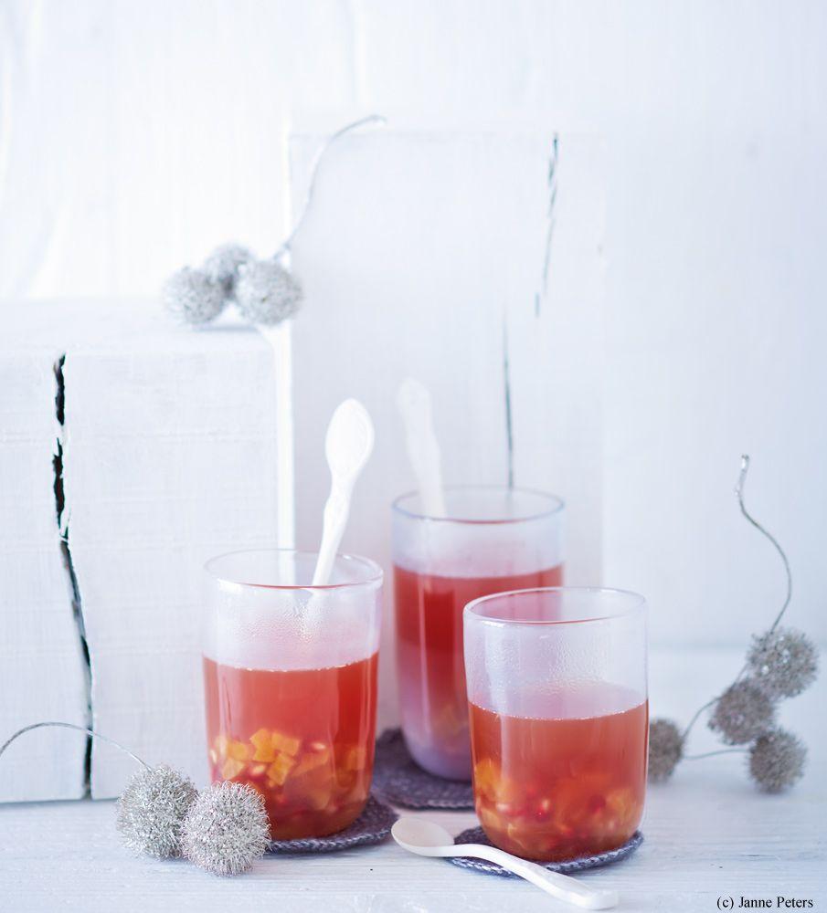 Granatapfel-Tee - Frisch gekocht