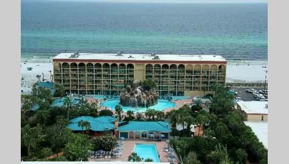 Ramada Plaza Beach Resort On Okaloosa