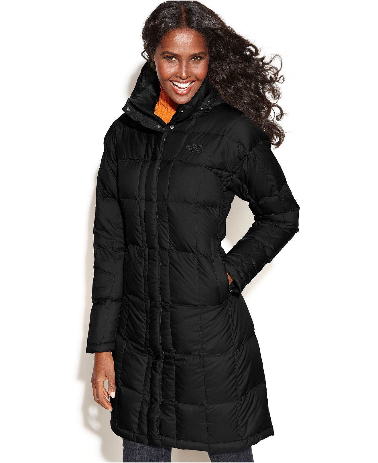 The North Face Coat, Metropolis Hooded Puffer Parka The