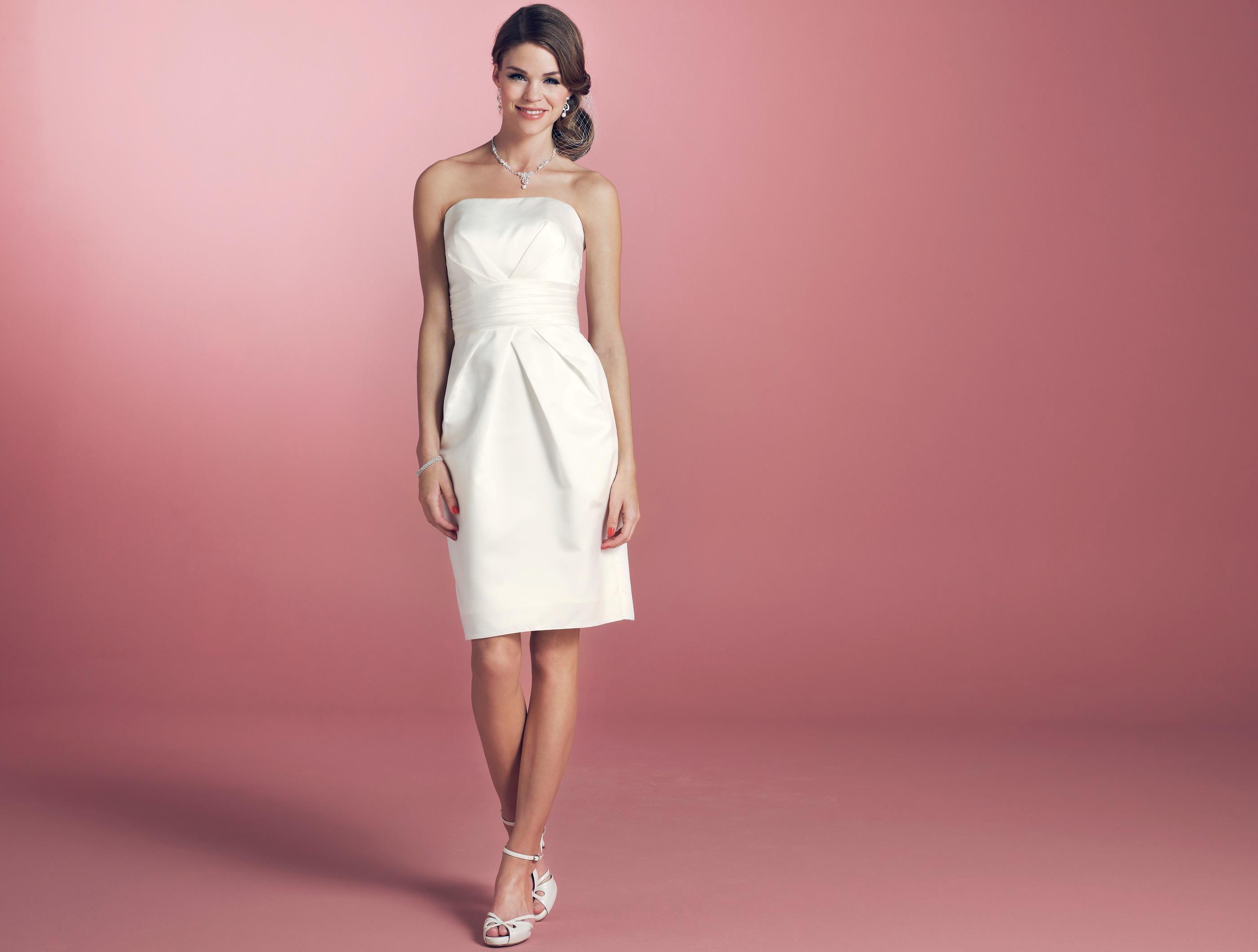 Brautkleid, kurz -> fürs Standesamt? | Hochzeit | Pinterest | Wedding