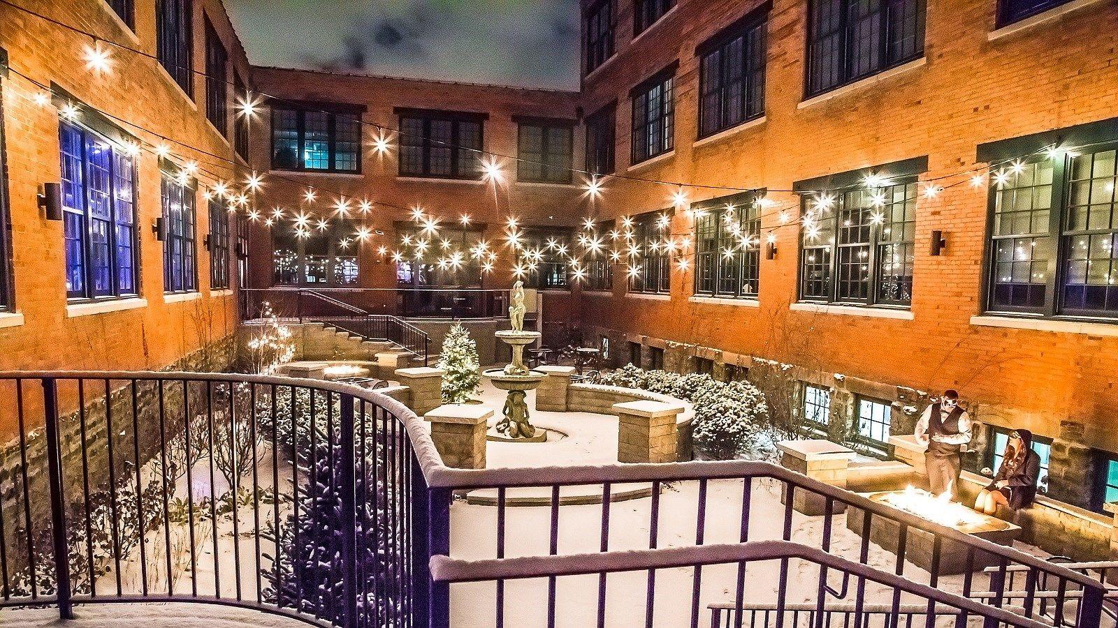 Foundry Hotel & Banquet - Buffalo NY Weddings & Events ...