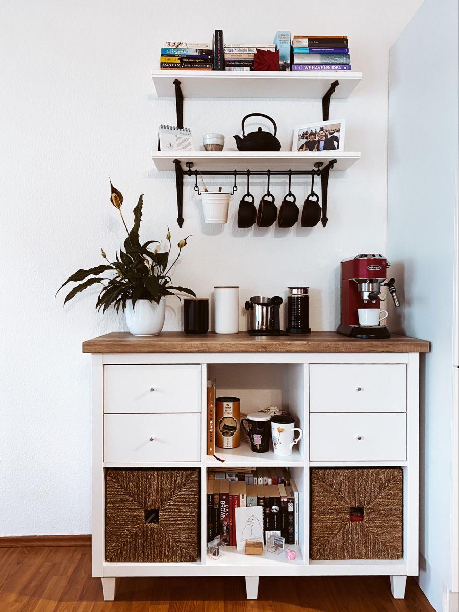 Coffe and tea corner DIY
