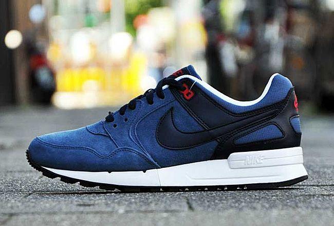 Nike Air Pegasus 89 Dark BlueUni Red