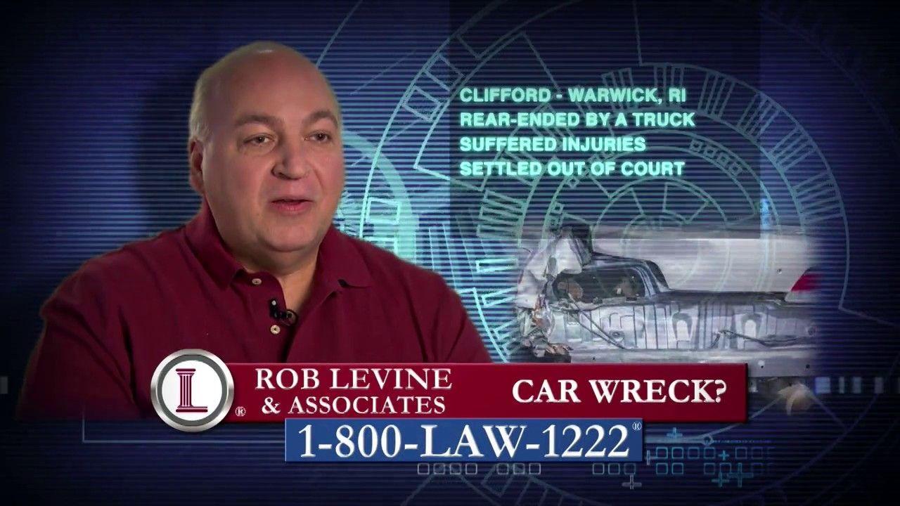 Car Accident Attorney Rob Levine Testimonial Clifford