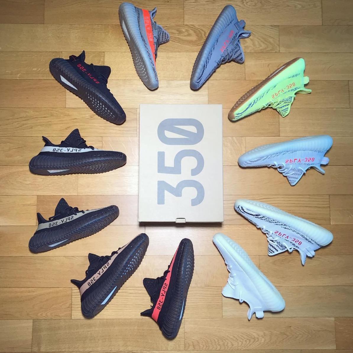 adidas yeezy 350 boost größe 41