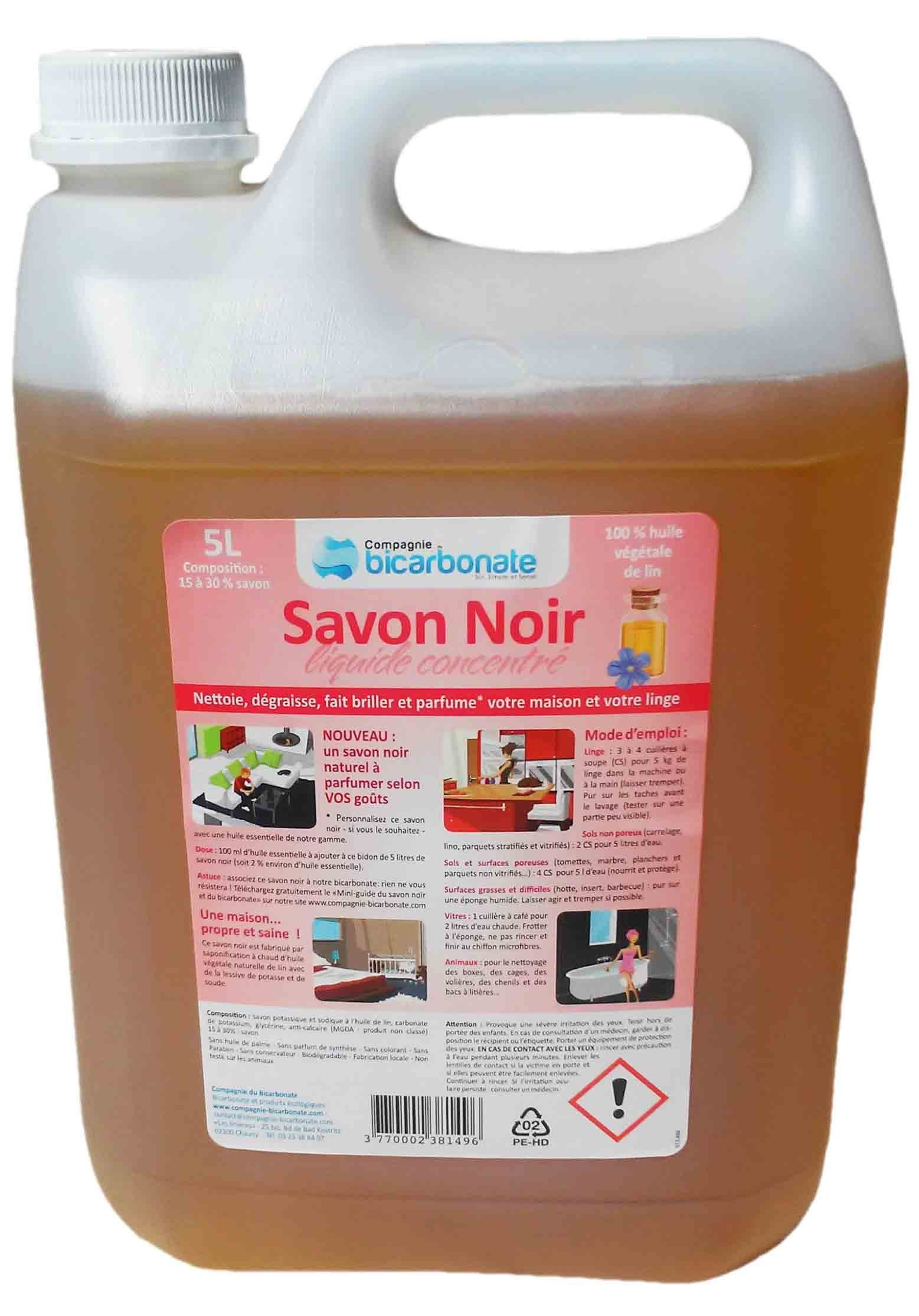 Bicarbonate De Soude Contre Les Pucerons savon noir liquide