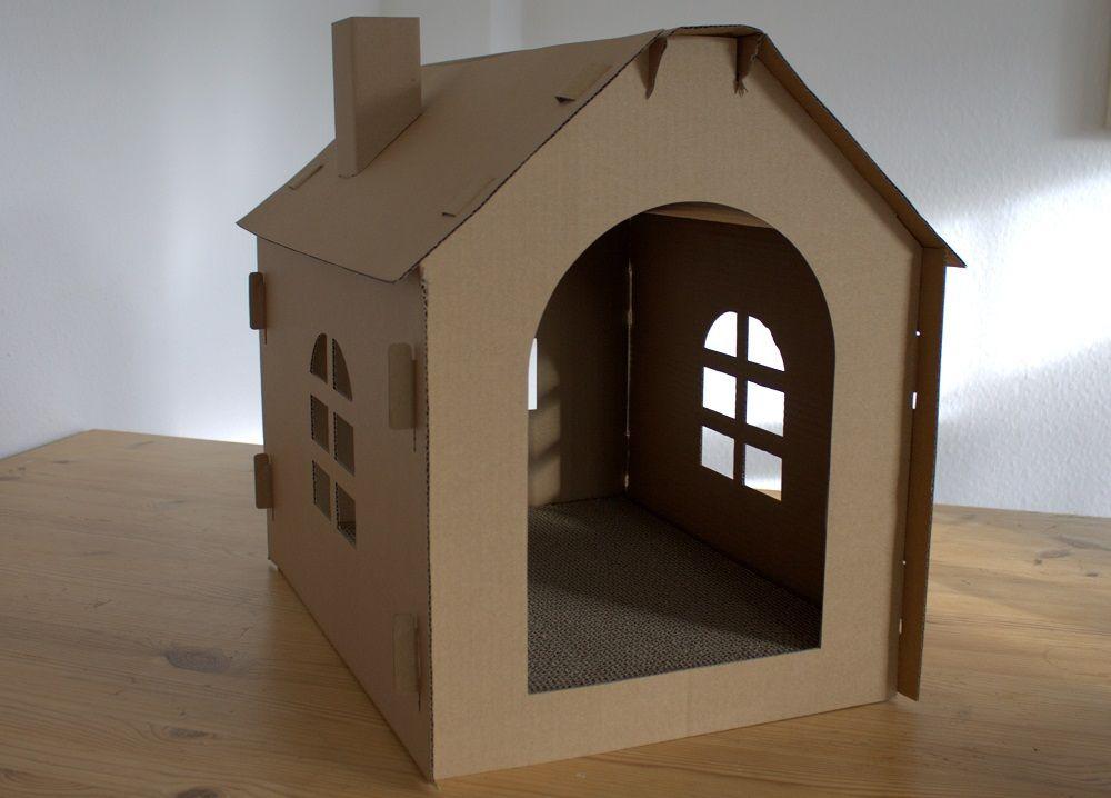 Haus Aus Pappe
