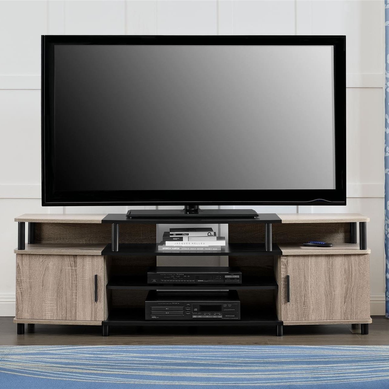 Altra dexter inch tv stand overstock shopping great deals on
