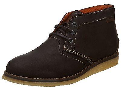 85aa00e58ae Wolverine Julian Plain Chukka Mens W00651-darkbrown Brown Ankle ...