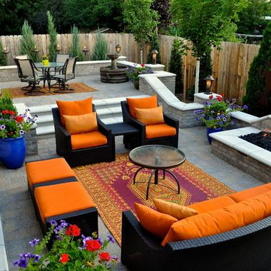 Multi Level Patio Design Ideas