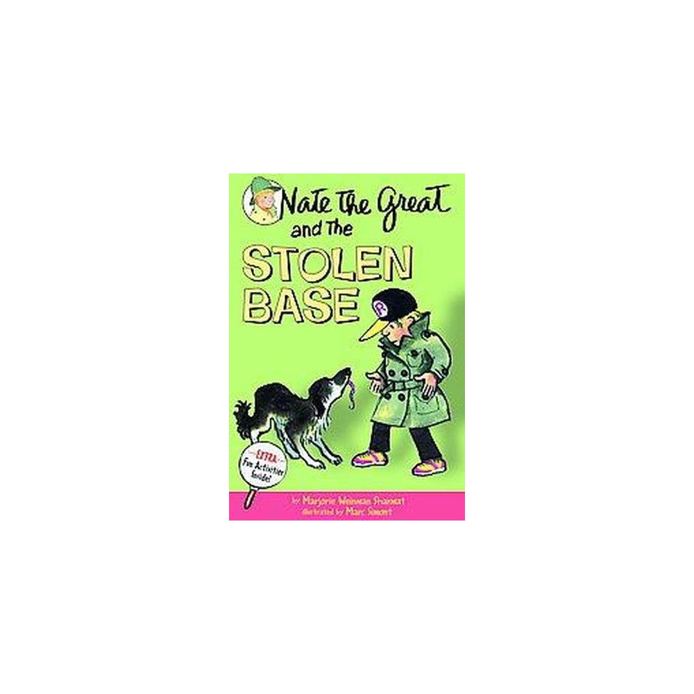 Nate the Great and the Stolen Base (Reissue) (Paperback) (Marjorie Weinman Sharmat)