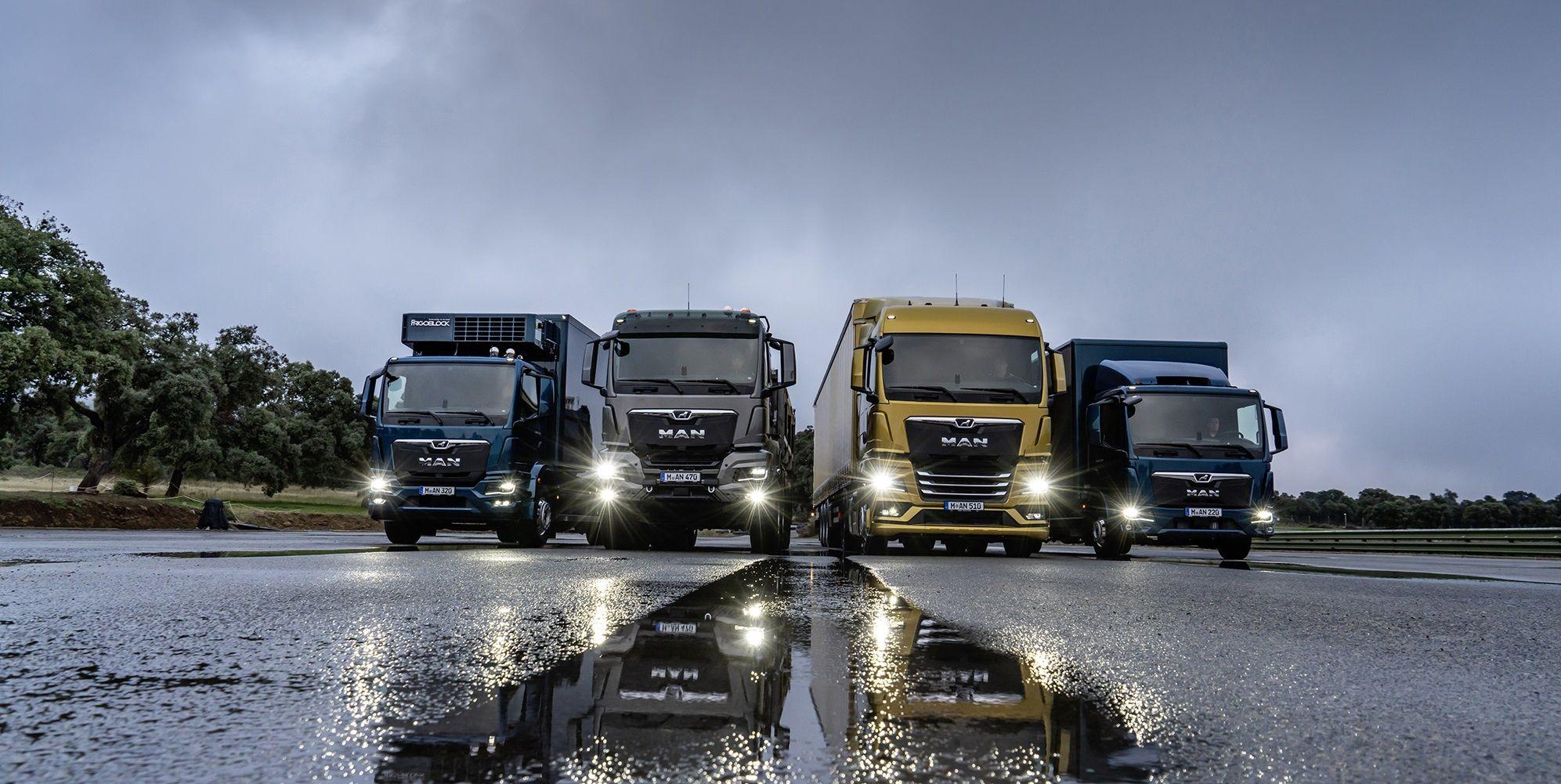 Man Man Truck Man Trucks Man Truck 2020 New Man Truck New