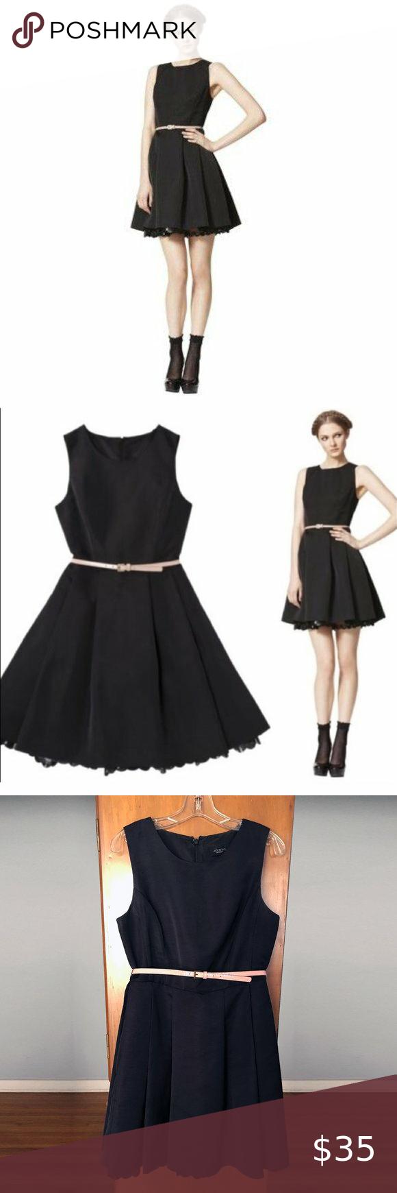 Jason Wu X Target Black Fit Flare Dress Flare Dress Fit Flare Dress Perfect Cocktail Dress [ 1740 x 580 Pixel ]