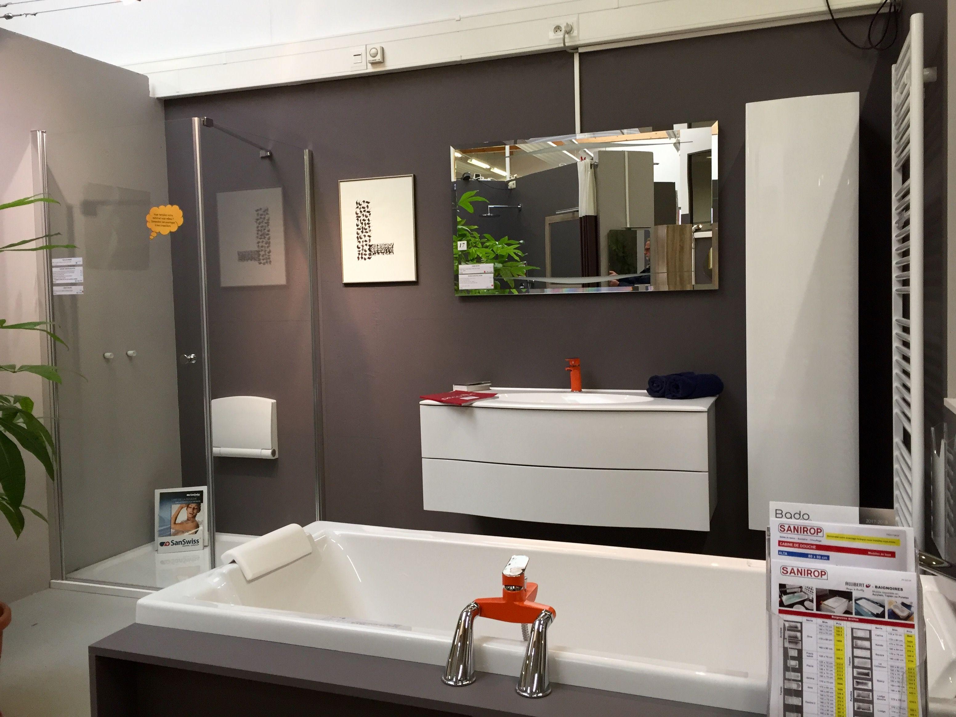 Salle De Bain Showroom ~ salle de bain by sanirop le showroom meubles de salle de bain chez