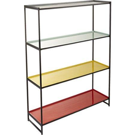 ColorBlockBookcase3QF14