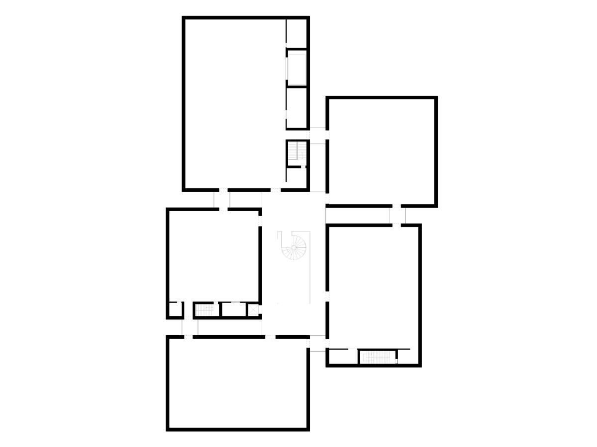 soppelsa architekten bauhaus museum dessau 9 plan. Black Bedroom Furniture Sets. Home Design Ideas