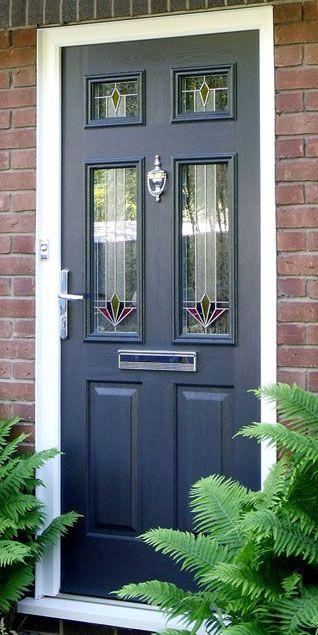 Upvc Coloured Exterior Doors Google Search Front Entrance