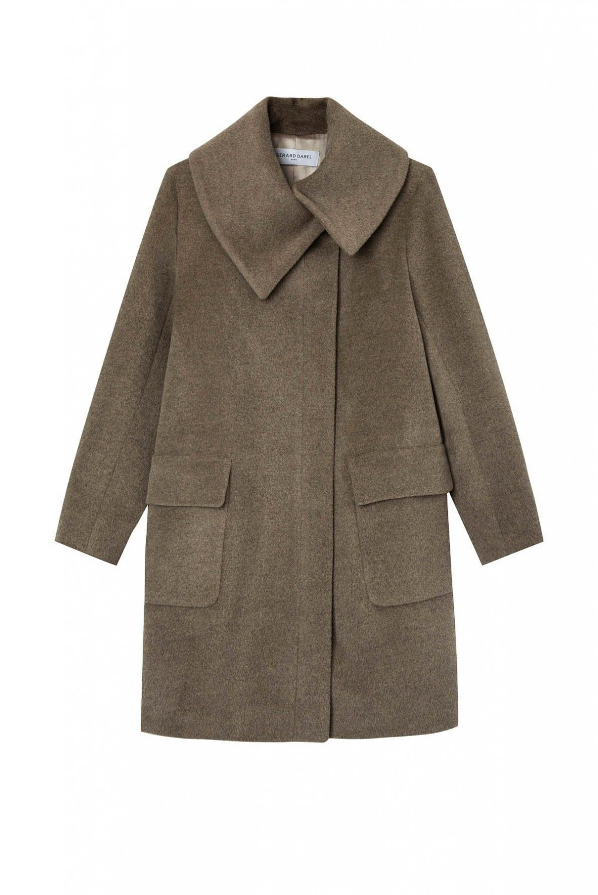 Gerard darel manteau beige