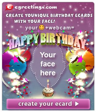 Add Friends Pictures To Birthday Cards App Make Free Greeting