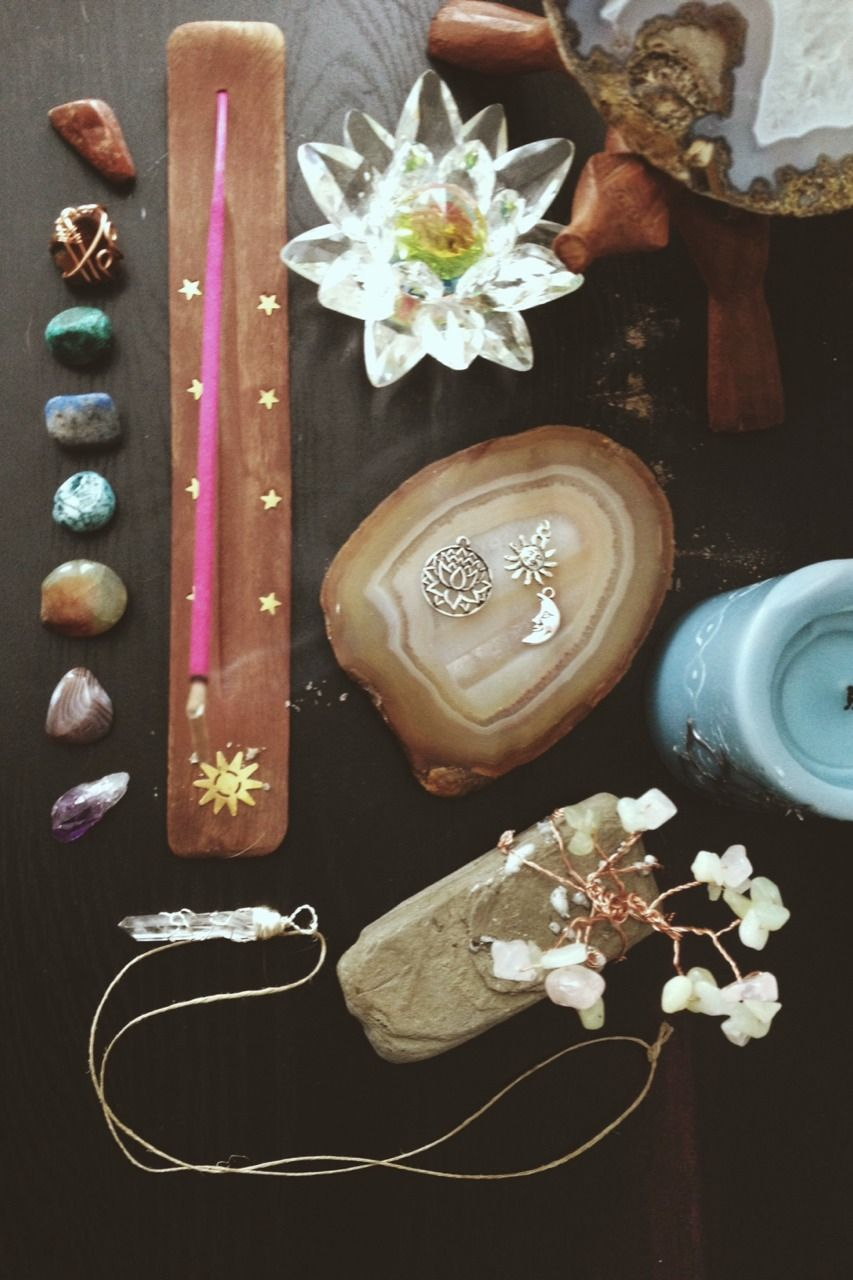 Gorgeous Little Spiritual Set Up Spiritual Altars