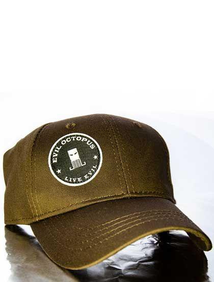 The Live Evil baseball cap by Evil Octopus  ea2c17f8400