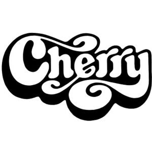 Illustration Of Cherry Cherry Logo Poster Fonts Logo Design Inspiration