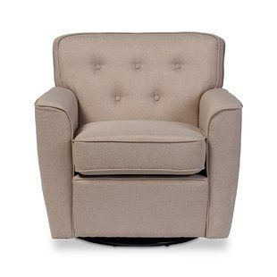 Small Scale Swivel Arm Chairs | Wayfair | Upholstered ...