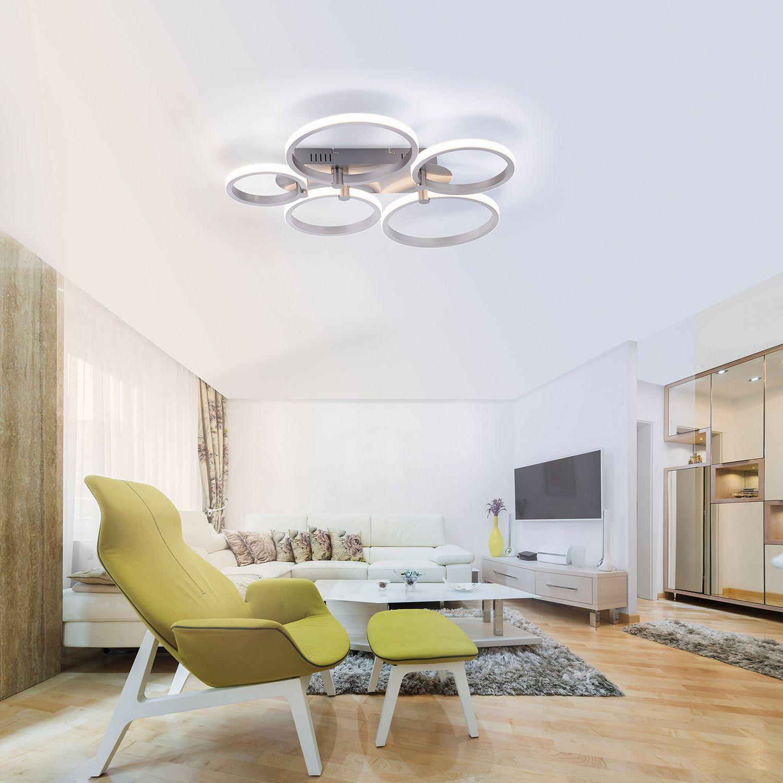 Led Deckenleuchte Johanna Iii Deckenlampen Design Led Deckenleuchte Leuchten Direkt