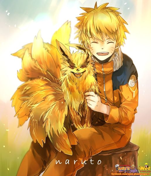 When will naruto and kurama become friends before dating