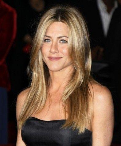 Jennifer Aniston Long Hairstyles My Style Jennifer Aniston