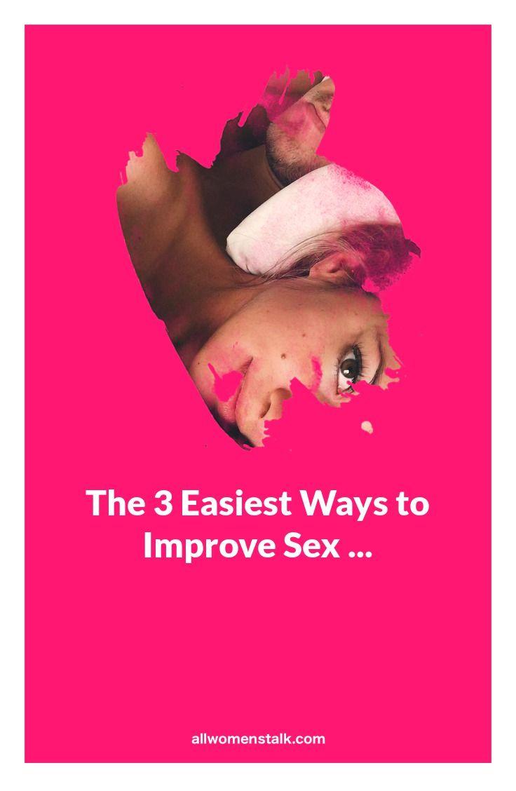 ways to improve sex