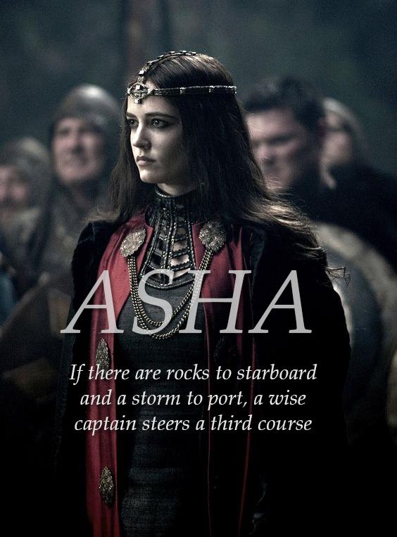 Game Of Thrones Asha