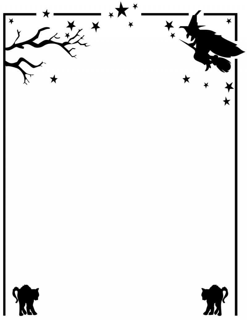 FREE HALLOWEEN STATIONERY~ Check this link for additional holiday ...