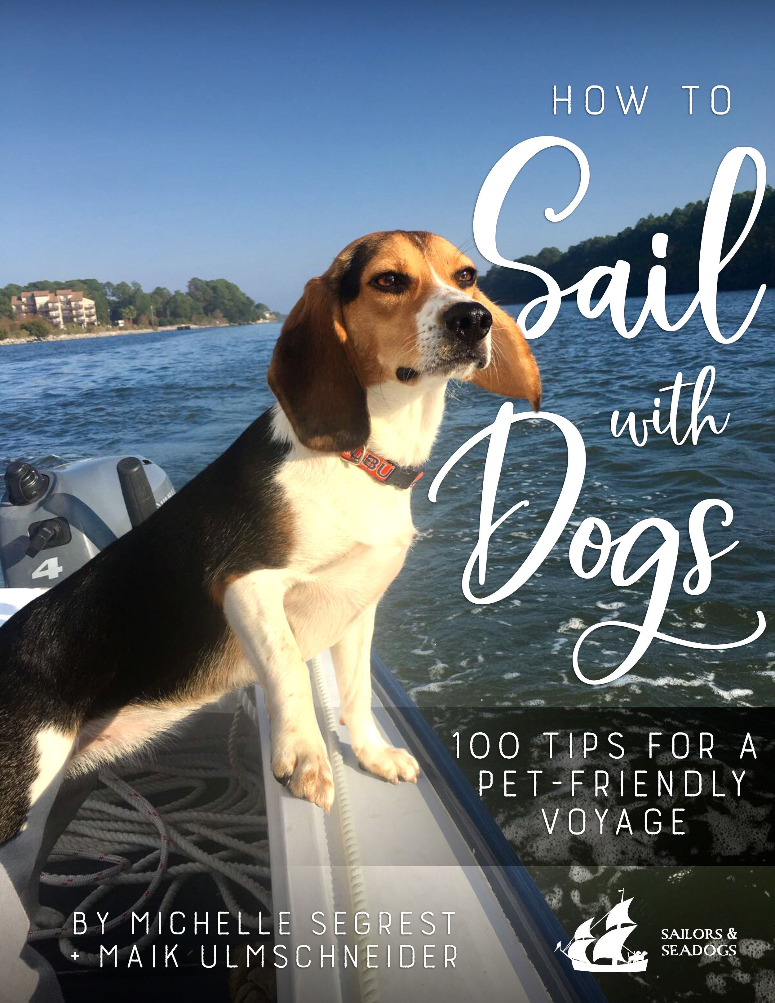 How To Sail With Dogs Ebook Interactive Pdf Format Pets Dog