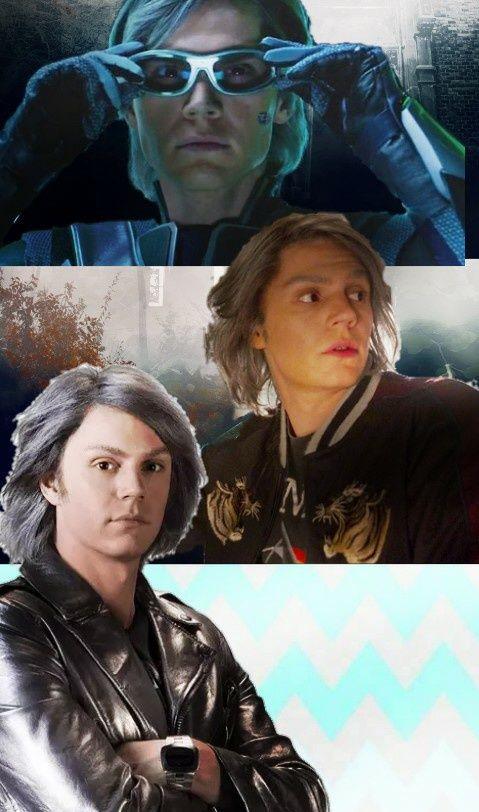 quicksilver, x-men, and fondo image