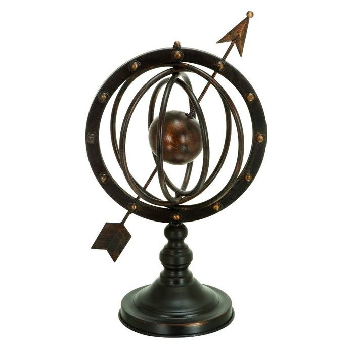 You'll love the Metal Armillary Stand Sculpture at Wayfair - Great Deals on all Décor  products with Free Shipping on most stuff, even the big stuff.