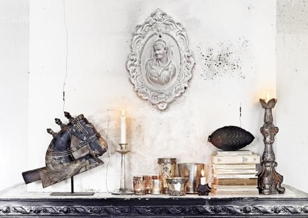 Light a candle! Styling <3 Marie Olsson Nylander kkliving.no