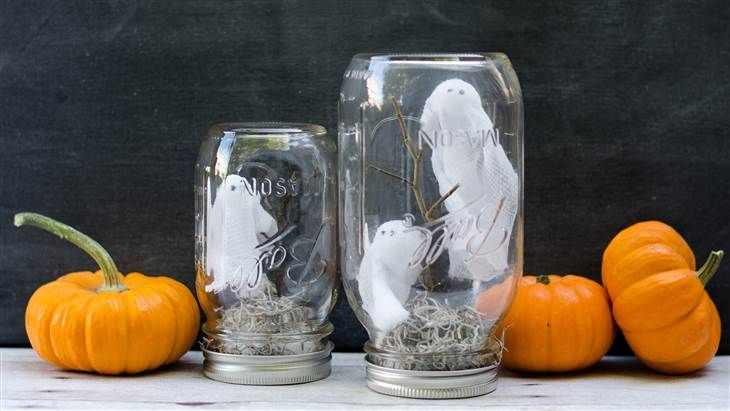 Halloween DIY projects with Mason jars to try this weekend Jar - halloween jar ideas