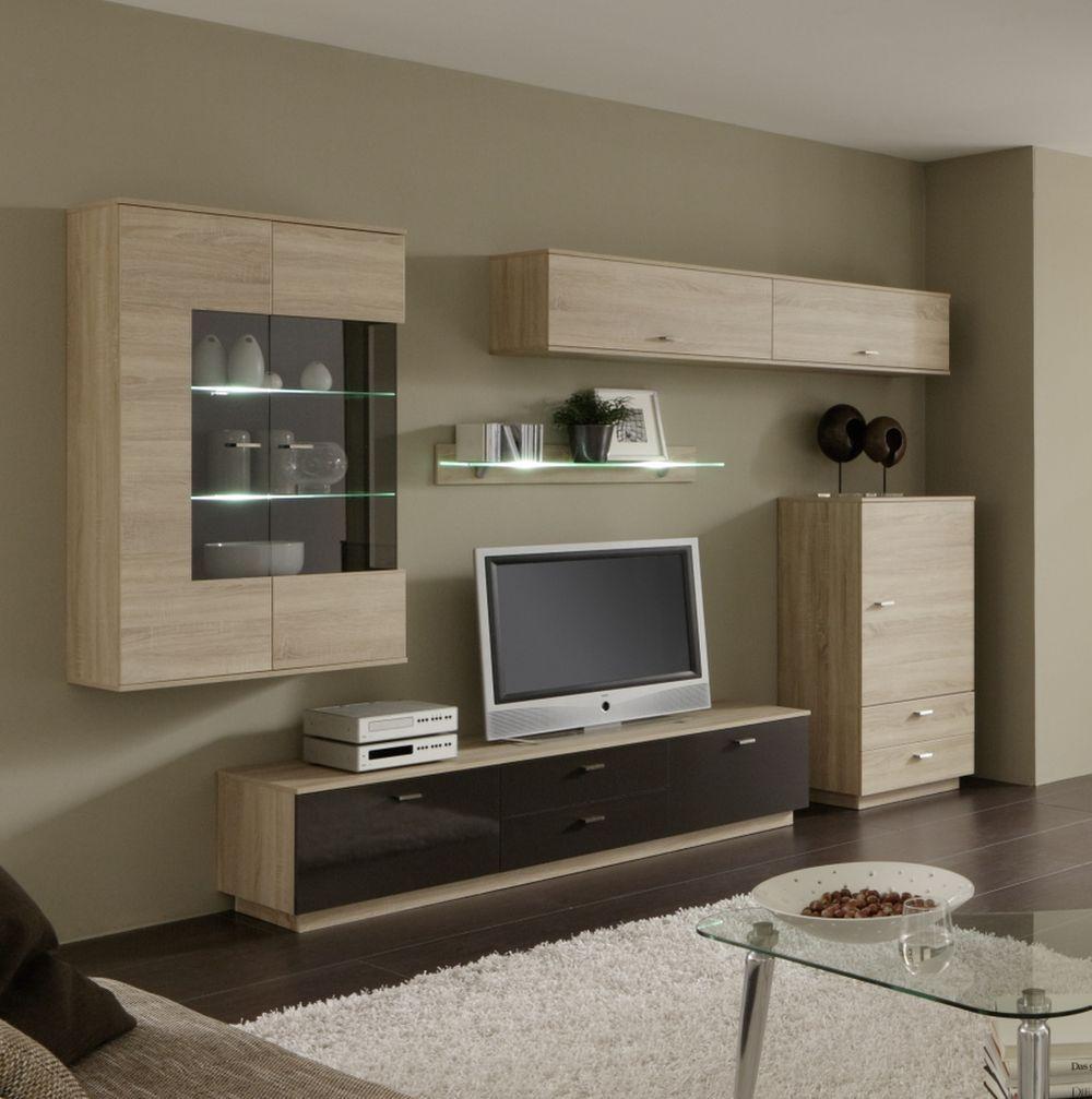 Tolle wohnwand ahorn -  Schöne wohnzimmer, Modernes wohnzimmer