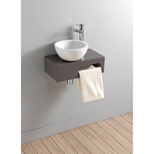Kit Lave mains complet Venize Blanc