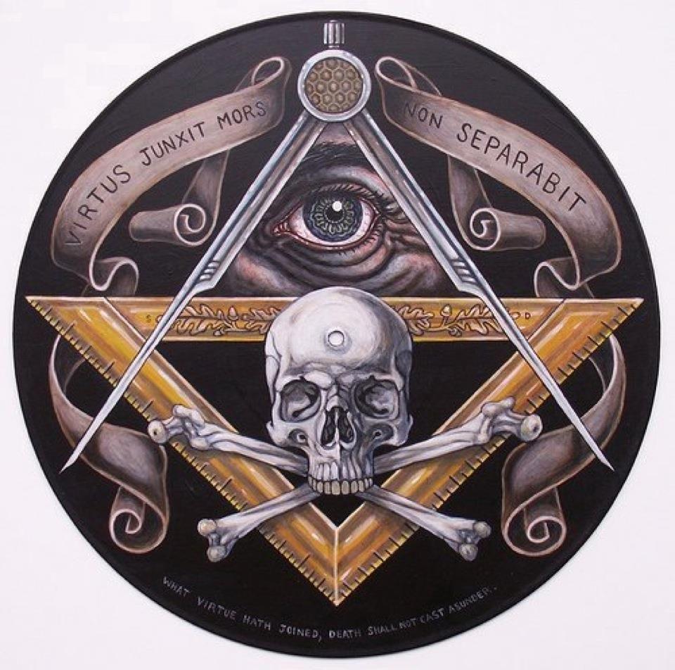 Freemasons secret societies have large memberships and