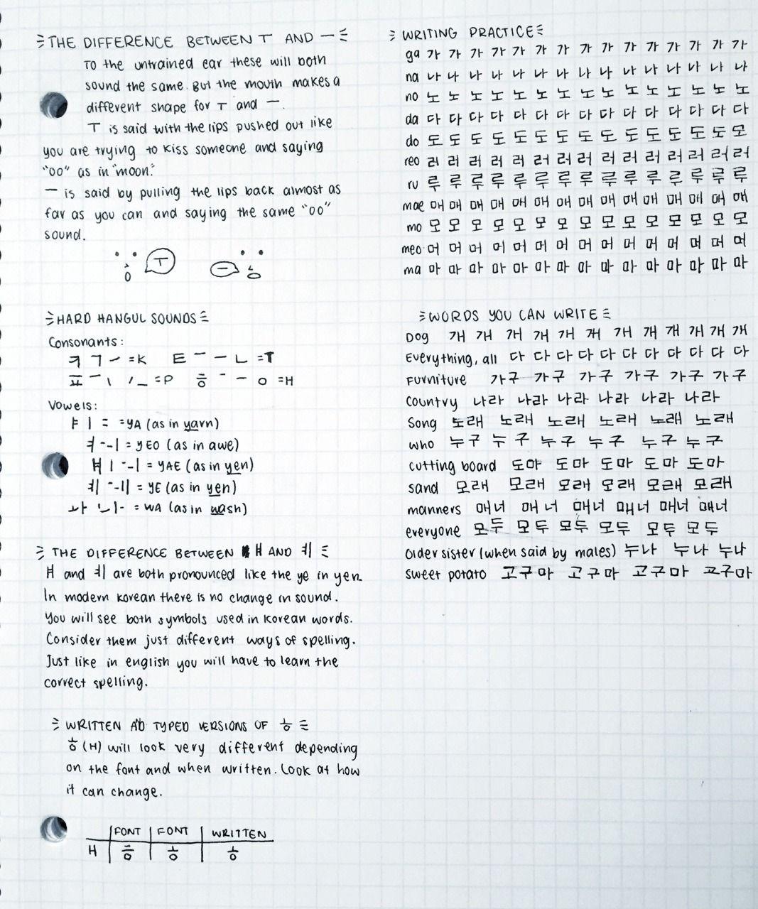 Learn Korean online   Free Korean lessons