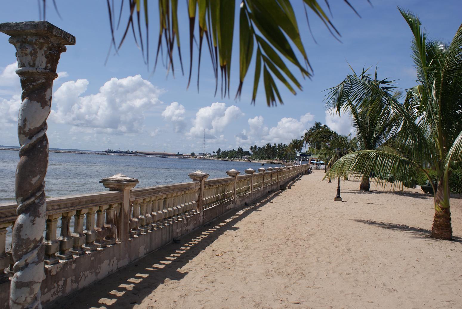 Port Gentil Port Gentil Gabon Gabon Libreville Voyage