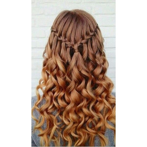 Braid Hair Liked On Polyvore Featuring Accessories, Hair