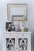 White Painted Cabinet: Krista Keltanen - AUTUMN - Editorial Features - Photographers Agency: Interior Design, Lifestyle, Food, Gardens, Houses – Living Inside LTD